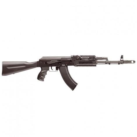 G&G FUCILE ELETTRICO ASG AEG AK74 RK103 EVO RIS METALLO NERO BLACK - G&G
