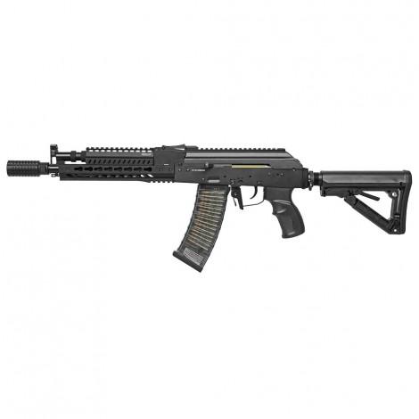 G&G FUCILE ELETTRICO ASG AEG AK74 RK74-E MOSFET CARBINE METALLO NERO BLACK - G&G