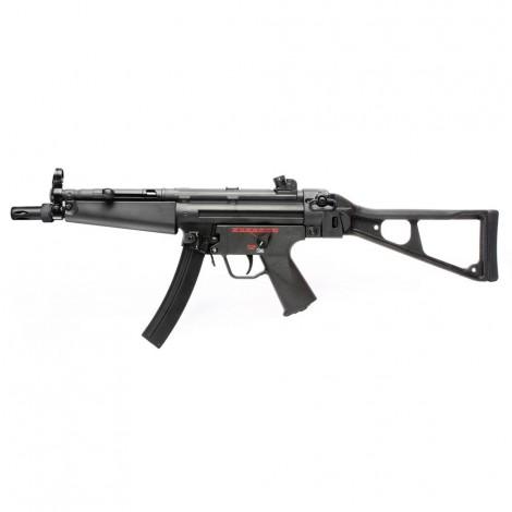 G&G FUCILE ELETTRICO ASG AEG MP5 TGM A4 EBB BLOWBACK METALLO NERO BLACK - G&G