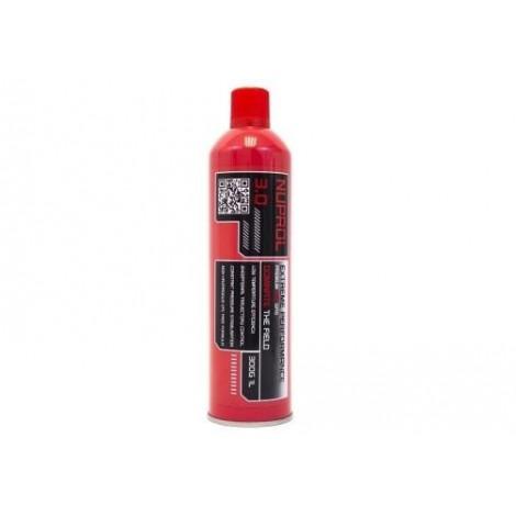 NUPROL GREEN GAS ALTE PRESTAZIONI 3.0 ROSSO 600 ml - NUPROL
