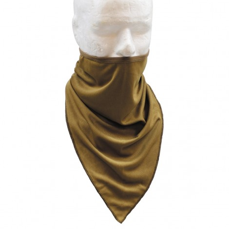 MFH TACTICAL SCARF PARA COLLO COYOTE CB TAN - MFH