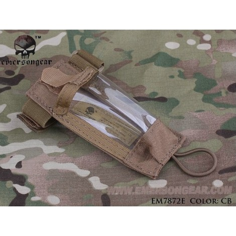EMERSON NAVY SEAL GPS POUCH COYOTE BROWN CB - EMERSON