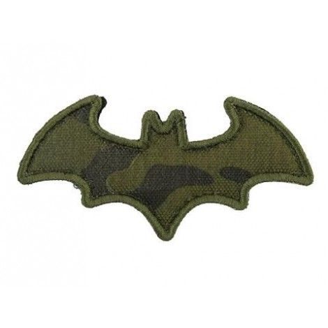 PATCH BAT PVC VELCRO PATCH MC TROPIC -