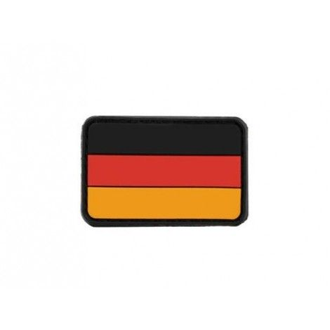PATCH BANDIERINA GERMANIA PVC VELCRO PATCH -
