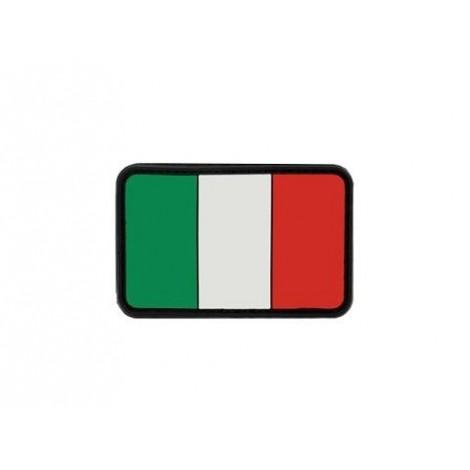 PATCH BANDIERINA ITALIA PVC VELCRO PATCH -