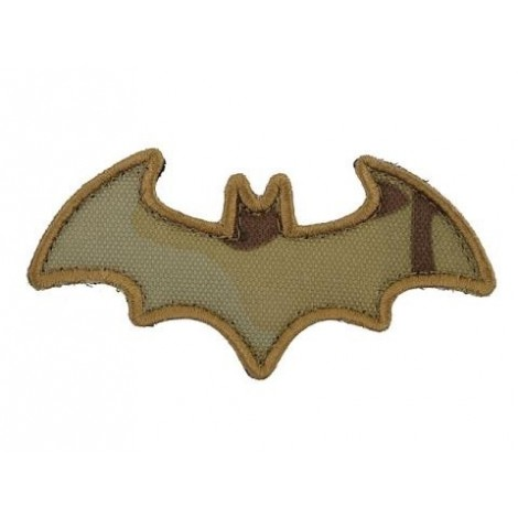 PATCH BAT PVC VELCRO PATCH MULTICAM MC -