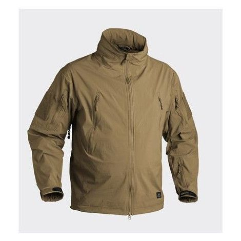 HELIKON TROOPER JACKET StormStretch® COYOTE CB - HELIKON