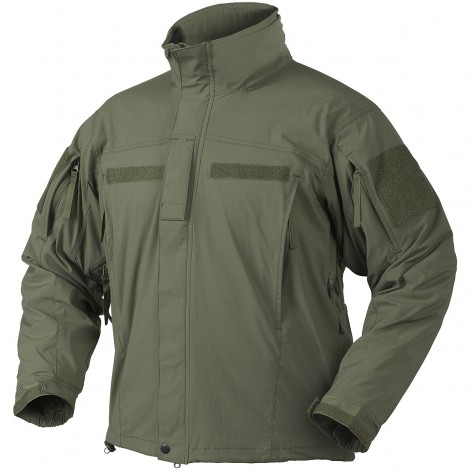 HELIKON SOFT SHELL JACKET MK2 LEVEL 5 VER II VERDE OD - HELIKON