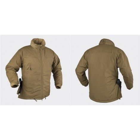 HELIKON HUSKY TACTICAL WINTER JACKET Climashield® Apex 100g COYOTE CB - HELIKON