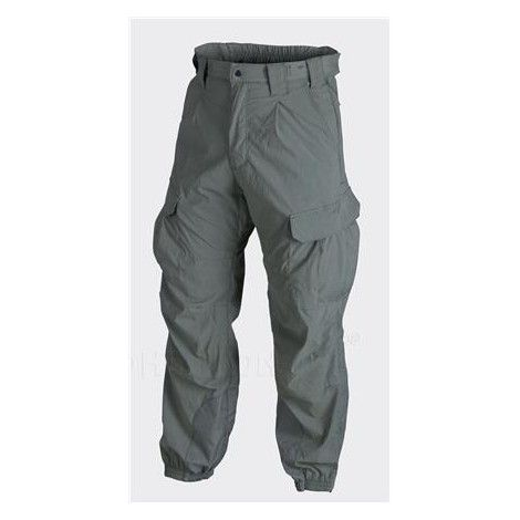 HELIKON SOFT SHELL PANTS MK2 LEVEL 5 VER II VERDE ALPHA GREEN FG - HELIKON