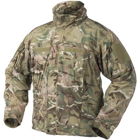 HELIKON SOFT SHELL JACKET MK2 LEVEL 5 VER II MP CAMO MULTICAM MC - HELIKON