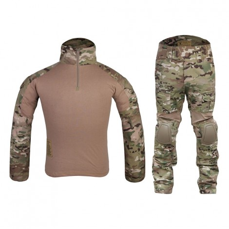EMERSON UNIFORME COMBAT G2 MULTICAM MC - EMERSON