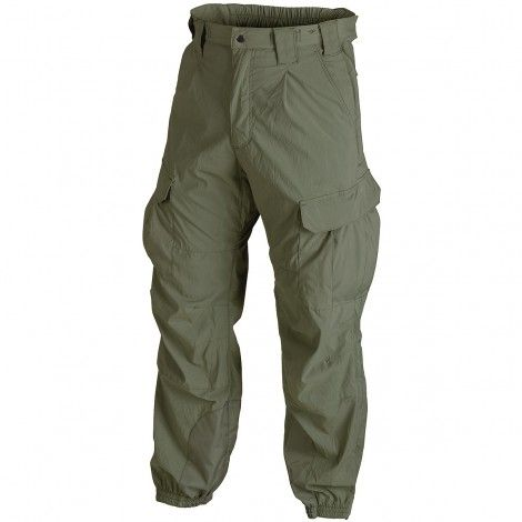 HELIKON SOFT SHELL PANTS MK2 LEVEL 5 VER II VERDE OD - HELIKON