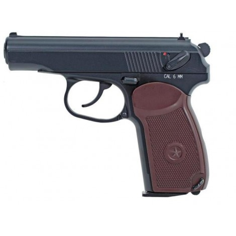 KWC MAKAROV CO2 NON BLOWBACK FULL METAL - KWC