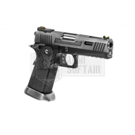 WE Hi-Capa 4.3 Force GBB GAS BLOWBACK METAL SILVER ARGENTO - WE