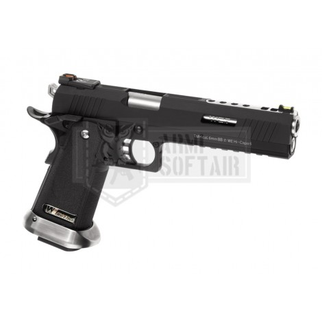 WE Hi-Capa 6 Force A GBB GAS BLOWBACK METAL NERA BLACK - WE