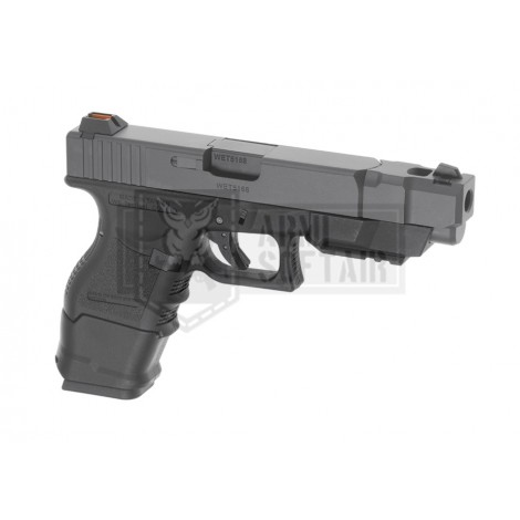 WE G26C Advanced Version GBB GAS BLOWBACK METAL NERA BLACK - WE