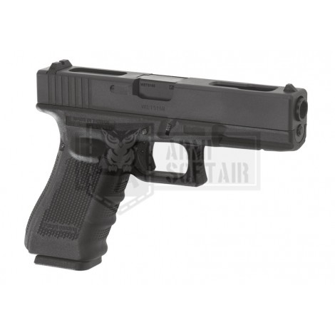 WE G18C GEN4 GBB GAS BLOWBACK METAL NERA BLACK - WE