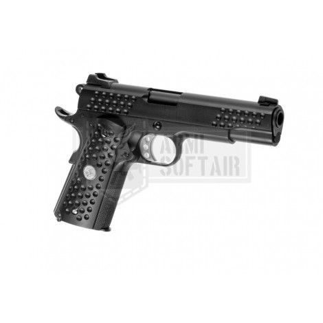 WE 1911 Knight Hawk GBB GAS BLOWBACK METAL NERA BLACK - WE