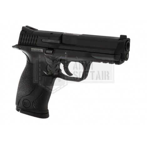 WE M&P GBB GAS BLOWBACK METAL NERA BLACK - WE