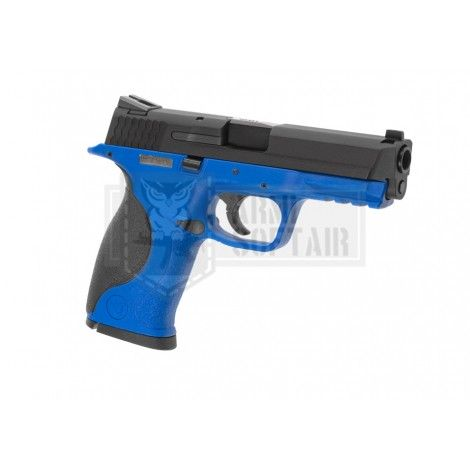 WE M&P GBB GAS BLOWBACK METAL NERA BLACK BLU - WE