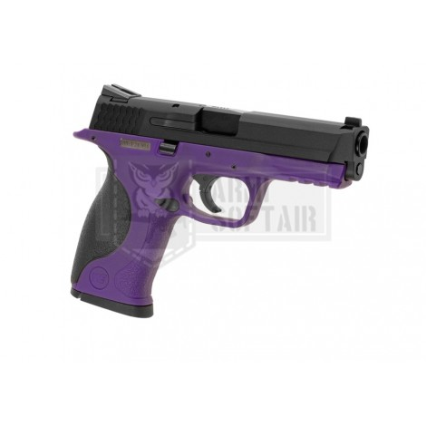 WE M&P GBB GAS BLOWBACK METAL NERA BLACK VIOLA - WE
