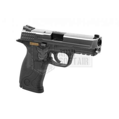 WE M&P GBB GAS BLOWBACK METAL NERA BLACK ARGENTO - WE