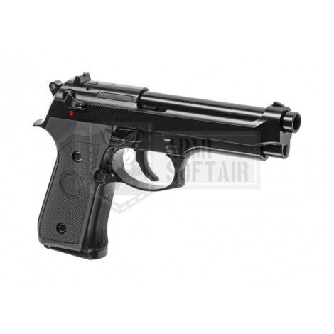 WE M9 V2 GBB GAS BLOWBACK METAL NERA BLACK - WE