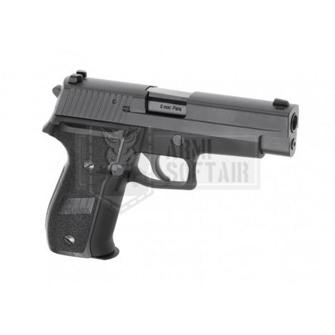 WE P226 GBB GAS BLOWBACK METAL NERA BLACK - WE
