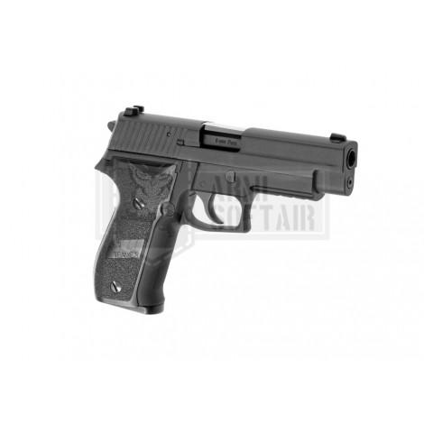 WE P226R GBB GAS BLOWBACK METAL NERA BLACK - WE