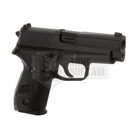 WE P228 GBB GAS BLOWBACK METAL NERA BLACK - WE
