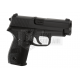 WE P229 GBB GAS BLOWBACK METAL NERA BLACK - WE