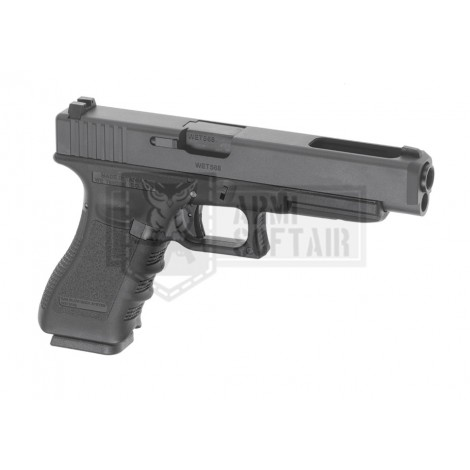 WE G35 GBB GAS BLOWBACK METAL NERA BLACK - WE