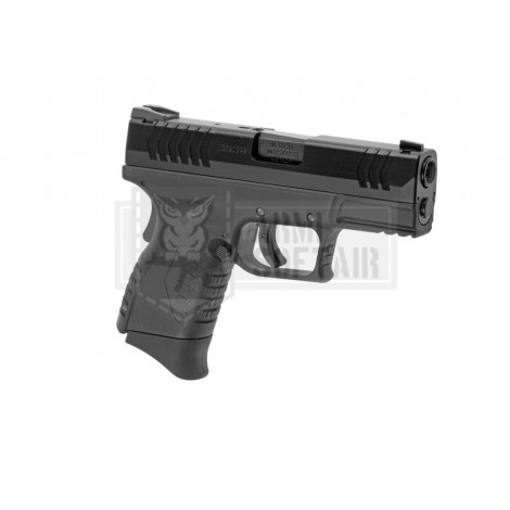 WE XD Series 3.8 GBB GAS BLOWBACK METAL NERA BLACK - WE