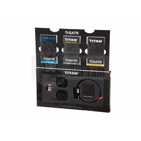 GATE MOSFET TITAN V2 M4 Advanced Set REAR Wired POSTERIORE - GATE