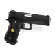 WE Hi-Capa 4.3 OPS GBB GAS BLOWBACK METAL NERA BLACK - WE