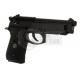 WE M9 A1 GBB GAS BLOWBACK METAL NERA BLACK - WE