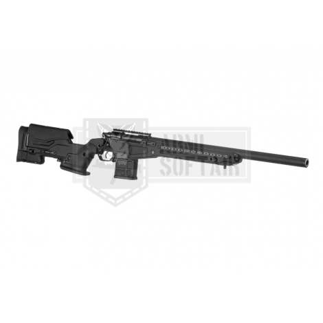 ACTION ARMY AAC T10 VSR SNIPER NERO BLACK - ACTION ARMY