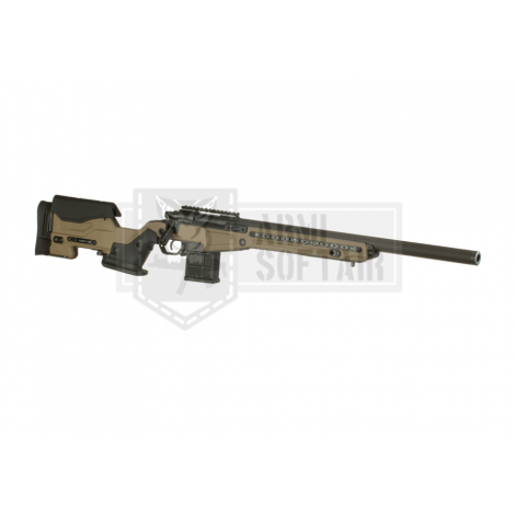 ACTION ARMY AAC T10 VSR SNIPER TAN DE - ACTION ARMY