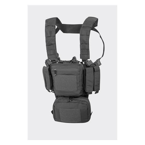 HELIKON TATTICO TMR TRAINING MINI RIG CHEST RIG NERO BLACK - HELIKON