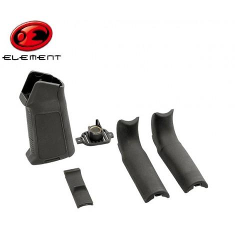 ELEMENT MIAD GRIP IMPUGNATURA FULL KIT NERO ( OT0805-BK ) - ELEMENT