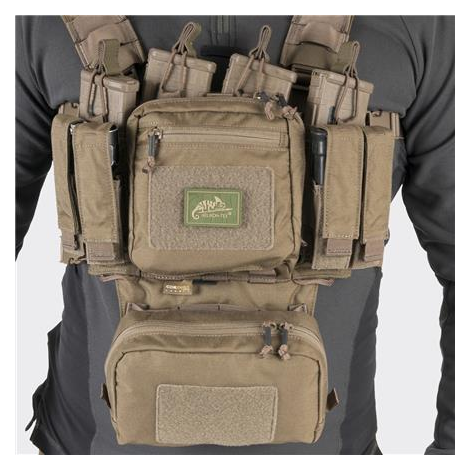 HELIKON TATTICO TMR TRAINING MINI RIG CHEST RIG COYOTE CB TAN - HELIKON