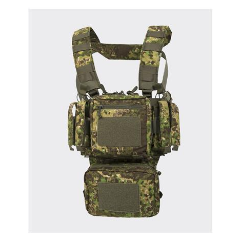 HELIKON TATTICO TMR TRAINING MINI RIG CHEST RIG PenCott GreenZone - HELIKON