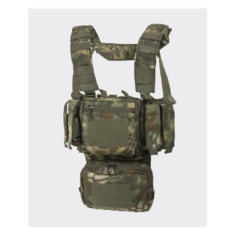 HELIKON TATTICO TMR TRAINING MINI RIG CHEST RIG Kryptek Mandrake - HELIKON