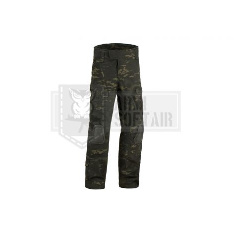 INVADER GEAR PANTALONI PREDATOR COMBAT PANTS MULTICAM MC BLACK - INVADER GEAR