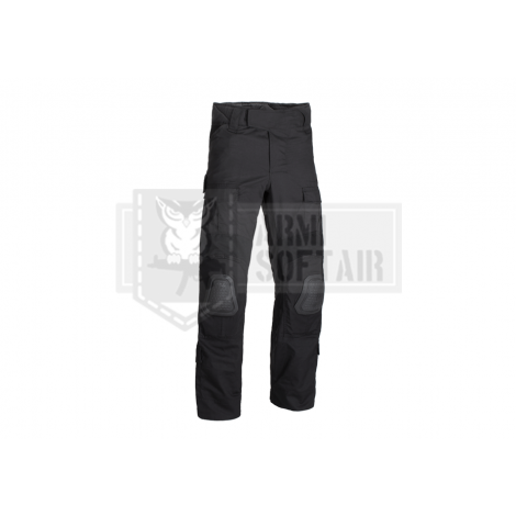 INVADER GEAR PANTALONI PREDATOR COMBAT PANTS NERI BLACK - INVADER GEAR
