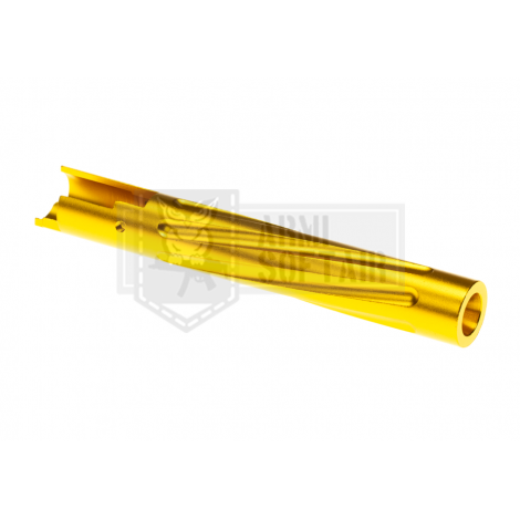 APS CANNA ESTERNA A SPIRALE TM HI-CAPA 5.1 FLUTED Outer Barrel ORO GOLD - APS