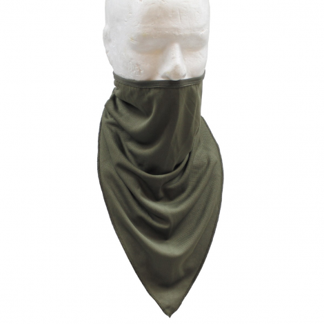 MFH TACTICAL SCARF PARA COLLO VERDE OD - MFH