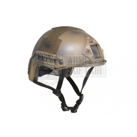 EMERSON ELMETTO HELMET FAST MH ECO VERSION SNAKE CAMO SERPENTE - EMERSON