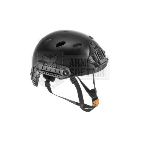 FMA ELMETTO HELMET FAST PJ ECO VERSION NERO BLACK - FMA